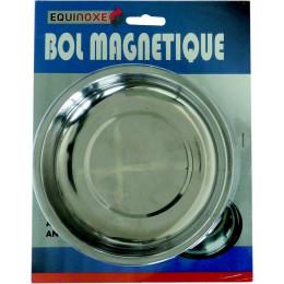 Bol magnétique avec caoutchouc anti-rayures - S05776
