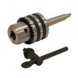 Mandrin à clé de 3-16mm + cône morse n°2   - S15563
