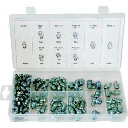 Coffret graisseurs hydroliques  110 pieces  S12910