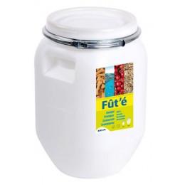 Fût alimentaire 25 Litres  Etanche -multi usages -S18785
