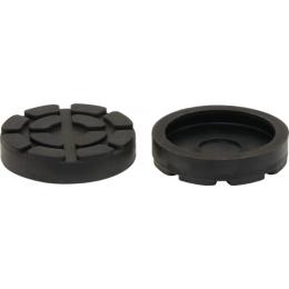 TAMPON CAOUTCHOUC protection  Rond DIAM interieur  85 mm pour cric -S18979