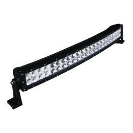 BARRE D'ECLAIRAGE INCURVEE 48 LEDS EPISTAR 144W -S17135