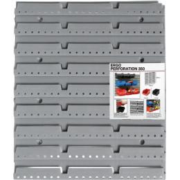 PANNEAU PLASTIQUE SUPPORT BOITES A BEC ECOBOX 350X385X20mm  -S17726