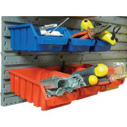 BOITE A BEC PVC ECOBOX -rouge  ou bleu