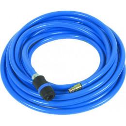 Rallonge avec raccords rapides Gros débit  10m  -S11598