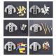 Pince à sertir automatique - cosses- 6 Têtes- DrakkarTools - S17979