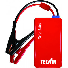 BOOSTER DRIVE MINI MULTIFONCTIONS CHARGEUR SMATPHONE 12V Telwin  -S04544
