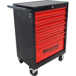 Servante 7 tiroirs  complète  drakkar tools- 187 outils  S25048