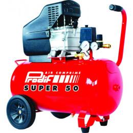 Compresseur 50l 2CV mono  avec huile Prodif SUPER50  -S11232