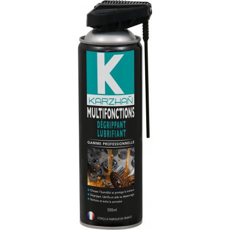 KARZHAN PRO  MULTIFONCTIONS- DEGRIPANT -LUBRIFIANT  500ML