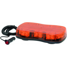 MINI RAMPE MAGNETIQUE LED 12/24V 1600LM HOMOLOGUE ROUTE S16932