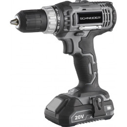 PERCEUSE VISSEUSE 20V 35Nm SOFT GRIP S50501