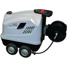 NETTOYEUR HAUTE PRESSION EAUCHAUDE TRI 9000l/h 200 bar-FLEXIBLE  ENROULEUR20M  -S50098