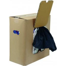 Chiffon essuyage couleur sac de 10 Kg  - S17557