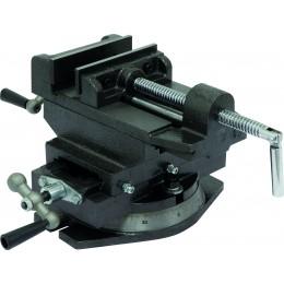 Étau à double translation base tournante Entraxe 200mm  - S15602