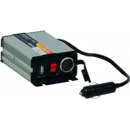 ABAISSEUR DE TENSION 24V-12V AVEC PRISE USB  SODELEC -05105