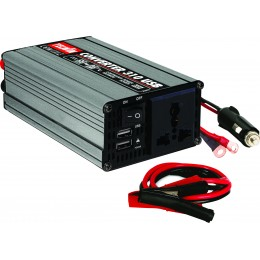 CONVERTISSEUR COURANT  TENSION 300W CONTINU -  ALTERNATIF 12V -230V -SODELEC- 05106