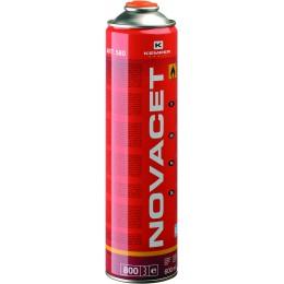 CARTOUCHE 600ML (336GR  gpl butane  propane adjuvants ) KEMPER