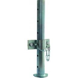 BEQUILLE FIXE DIAMETRE 42mm -max  200KG AL-KO - S18037