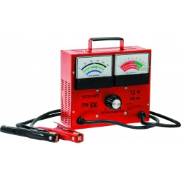 Testeur de batterie pour batteries  12 V Acide plomb MAX 160Ah - S04060